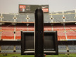 4 inflatable movie screens in Camp Nou stadium (Barcelona)