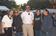 Melanie, Amy, Shane, Lindsay, Lexi from our partner Outdoor Movies (USA)