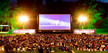 Cambridge film festival uses AIRSCREEN inflatable movie screen