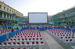 AIRSCREEN inflatable screen at Venice Film Festival