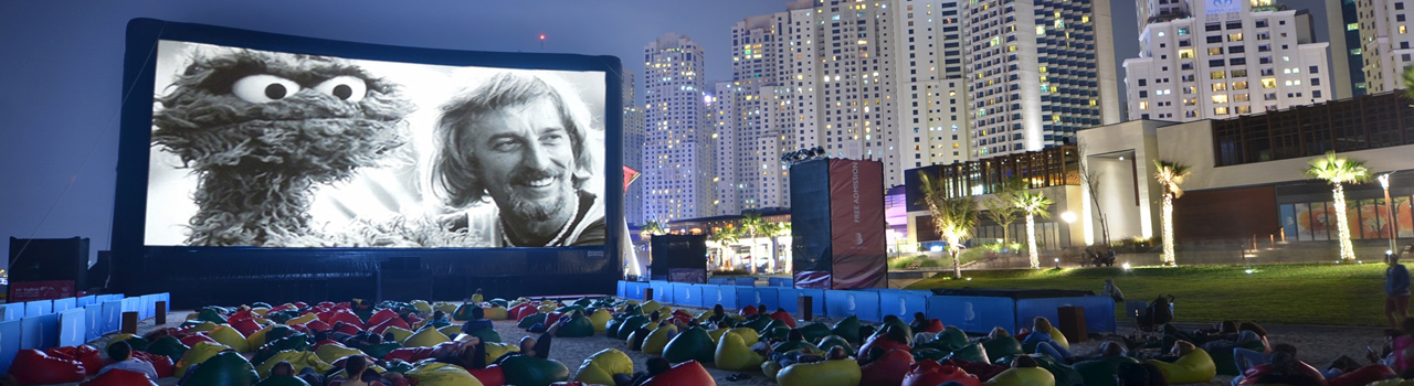 Home of the inflatable screen - AIRSCREEN – Outdoor Movie